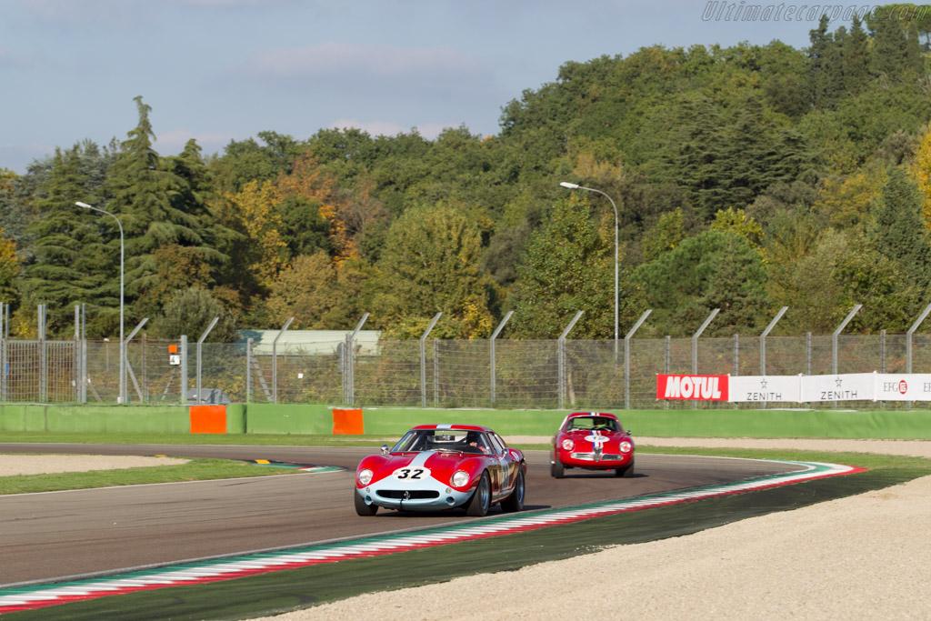 Ferrari 250 GT Drogo - Chassis: 2391GT - Driver: Larry Kinch  - 2016 Imola Classic