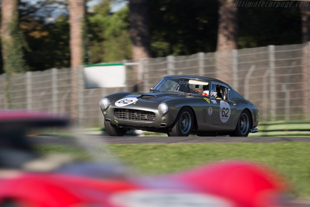 Ferrari 250 GT SWB - Chassis: 3073GT - Driver: Marcus Lindkvist  - 2016 Imola Classic