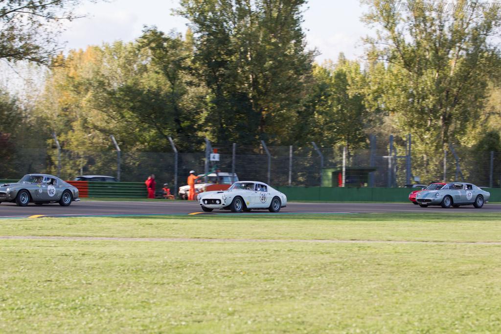Ferrari 250 GT SWB - Chassis: 3401GT - Driver: Christian Dumolin  - 2016 Imola Classic