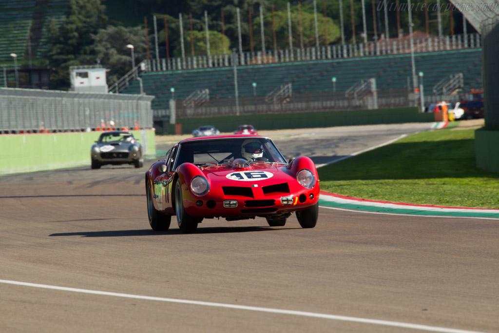 Ferrari 250 GT SWB Breadvan - Chassis: 2819GT - Driver: Lukas Halusa  - 2016 Imola Classic