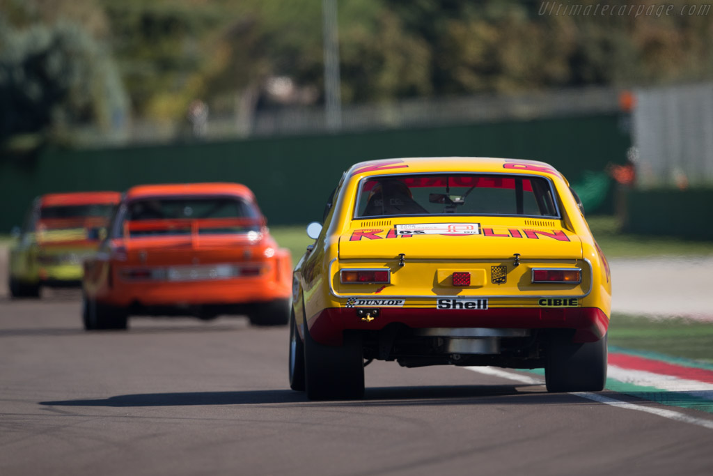 Ford Capri RS 2600 - Chassis: GAECLE42482 - Driver: Yves Scemama  - 2016 Imola Classic