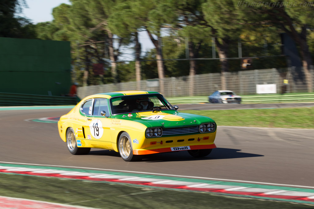 Ford Capri RS 2600 - Chassis: GAECMR57537 - Driver: Philip Walker / Miles Griffiths  - 2016 Imola Classic