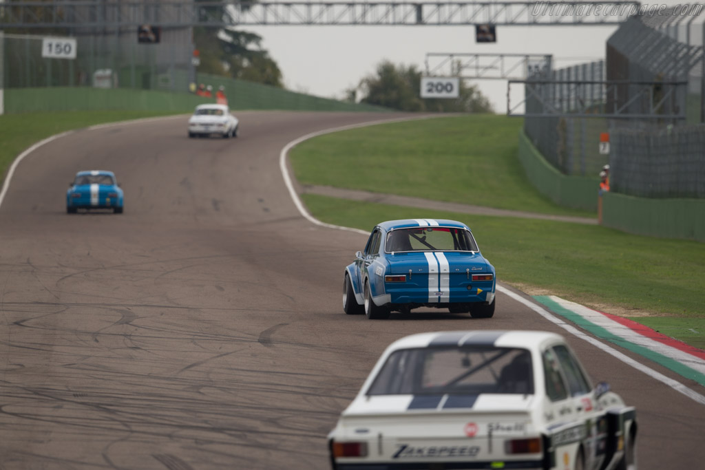 Ford Escort 1600 RS - Chassis: 1CBA657266 - Driver: Ben Gill  - 2016 Imola Classic