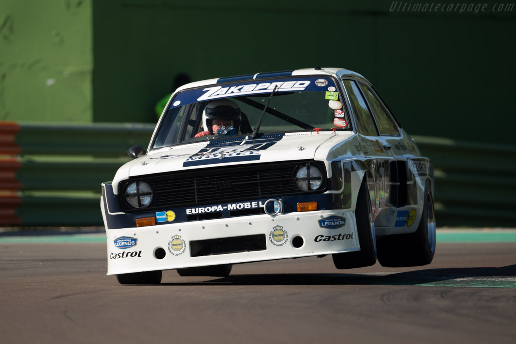 Ford Escort 1600 RS  - Driver: David Tomlin / Richard Meaden  - 2016 Imola Classic