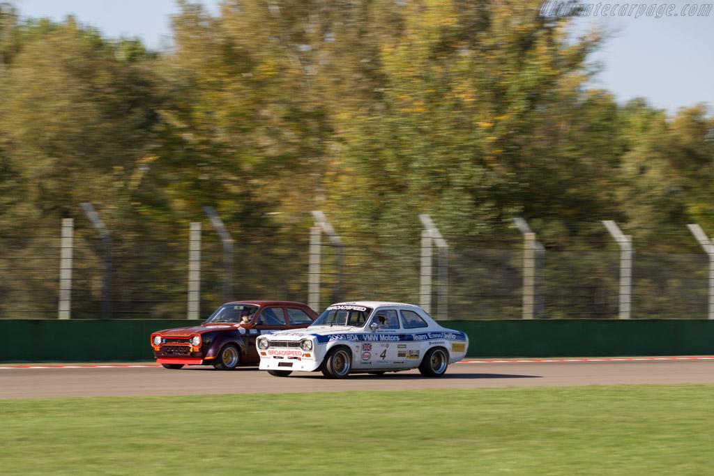 Ford Escort 1600 RS - Chassis: BBATMT80935 - Driver: Raphaël de Borman / Christophe van Riet  - 2016 Imola Classic