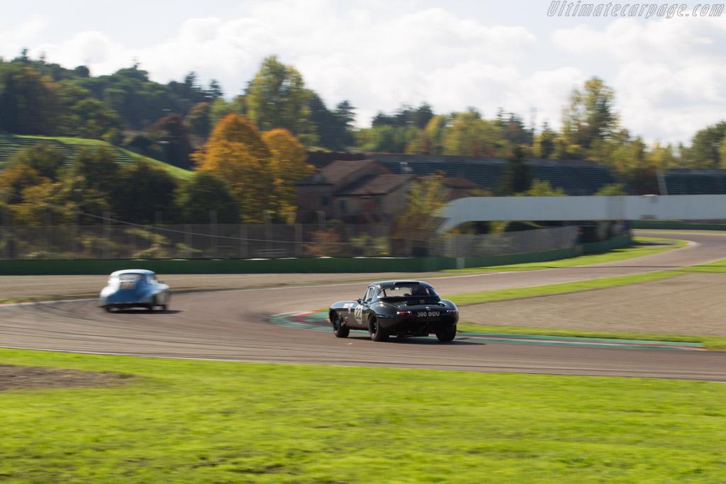 Jaguar E-Type  - Driver: Martin Greaves / Andrew-Francis Galashian  - 2016 Imola Classic