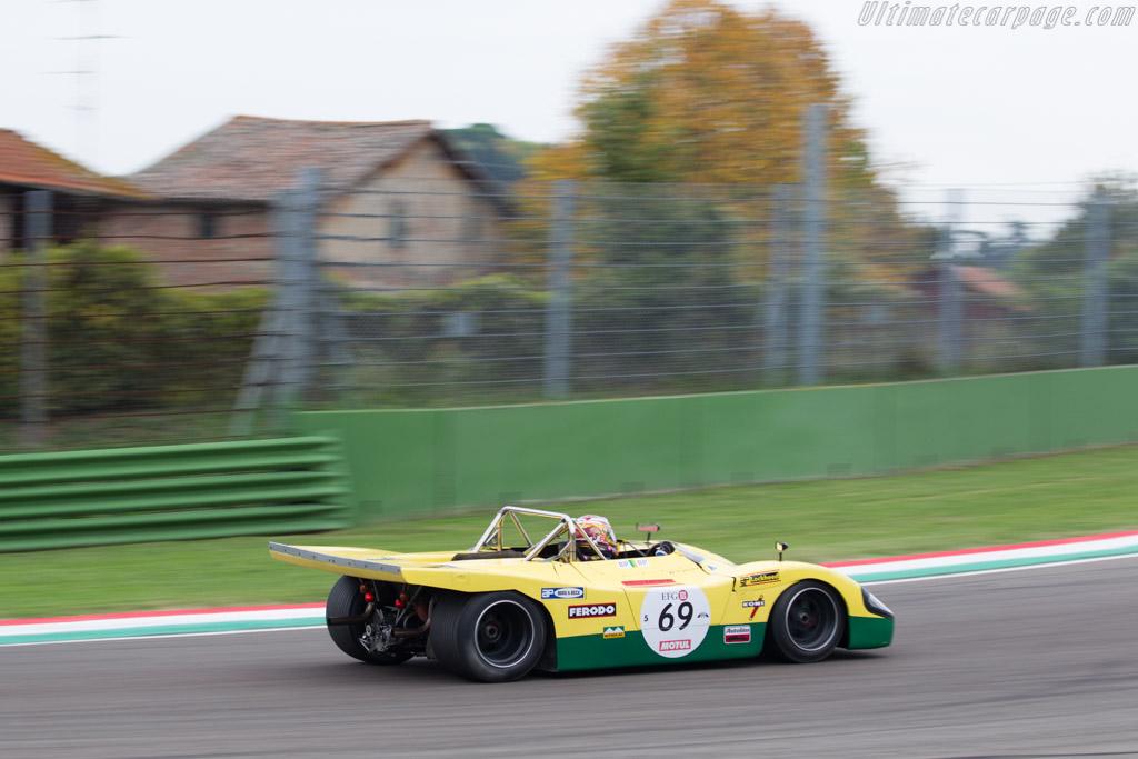 Ligier JS3 - Chassis: JS3-01 - Driver: Mr. John of B.  - 2016 Imola Classic