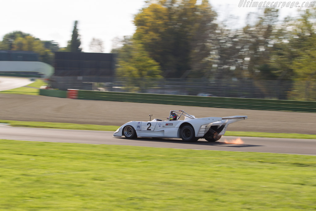 Lola T298 - Chassis: HU106 - Driver: Frederic da Rocha  - 2016 Imola Classic