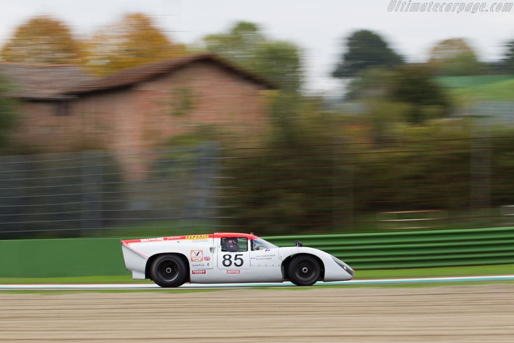 Lola T70 Mk3b - Chassis: SL76/141 - Driver: Grant Tromans / Richard Meaden  - 2016 Imola Classic