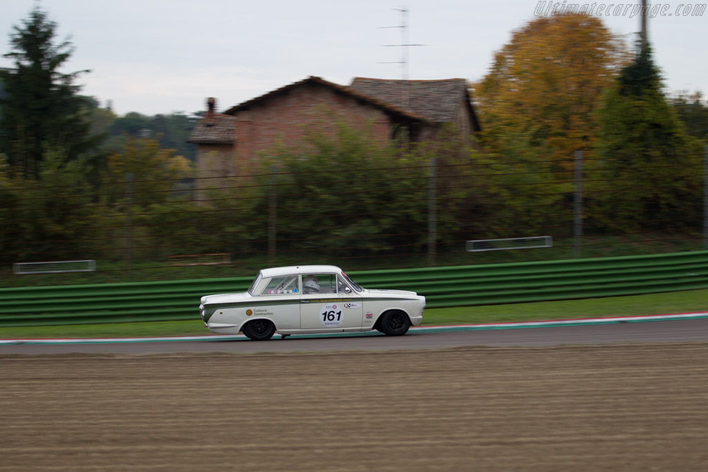 Lotus Cortina - Chassis: Z75C066277M - Driver: Alan Letts / Geoffrey Letts  - 2016 Imola Classic