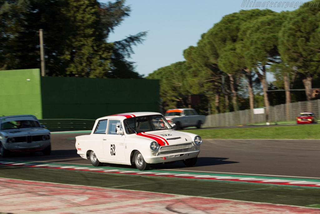 Lotus Cortina - Chassis: Z74C066354P - Driver: Richard Dutton / Neil Brown  - 2016 Imola Classic
