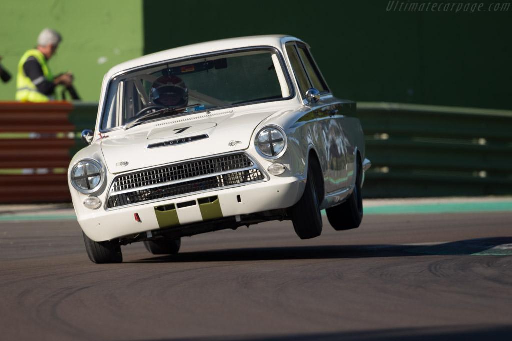 Lotus Cortina - Chassis: Z74C066290M - Driver: Steve Soper  - 2016 Imola Classic