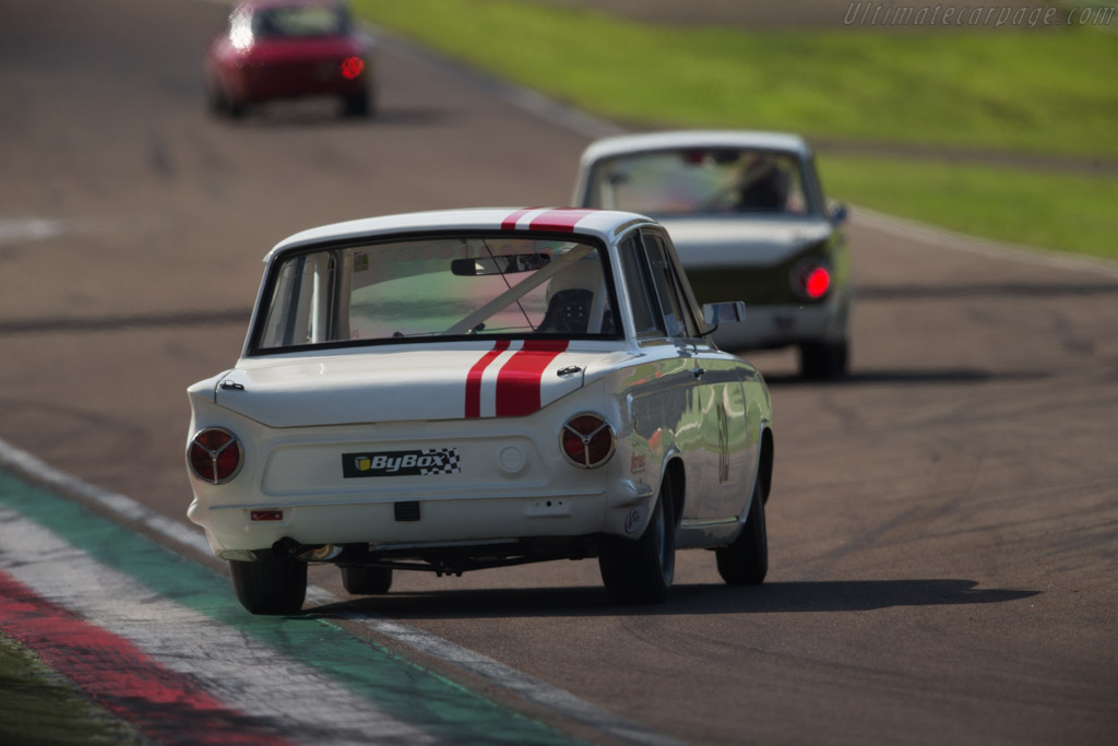 Lotus Cortina - Chassis: Z74C066354P - Driver: Richard Dutton / Neil Brown  - 2016 Imola Classic