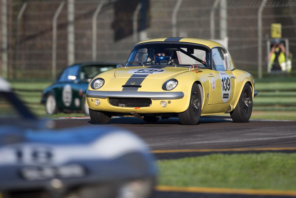 Lotus Elan 26R - Chassis: 26-S2-30 - Driver: Francisco Albequerque  - 2016 Imola Classic