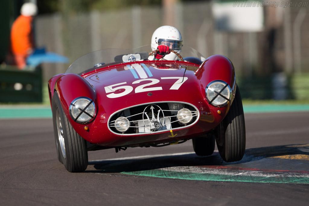 Maserati A6GCS/53 - Chassis: 2066 - Driver: Martin Sucari  - 2016 Imola Classic