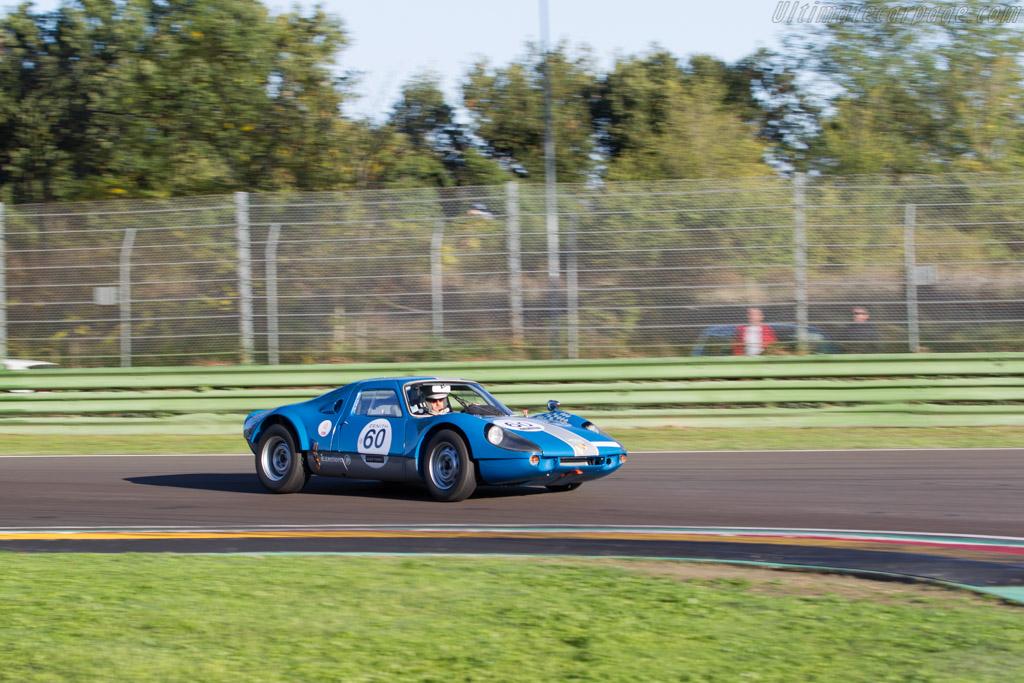 Porsche 904 - Chassis: 904-027 - Driver: Jean Marc Bussolini / Julien Bussolini  - 2016 Imola Classic