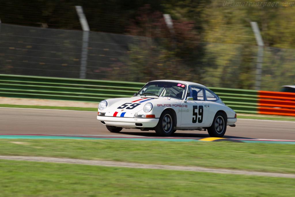 Porsche 911 - Chassis: 301085 - Driver: David Huxley / David Clark  - 2016 Imola Classic