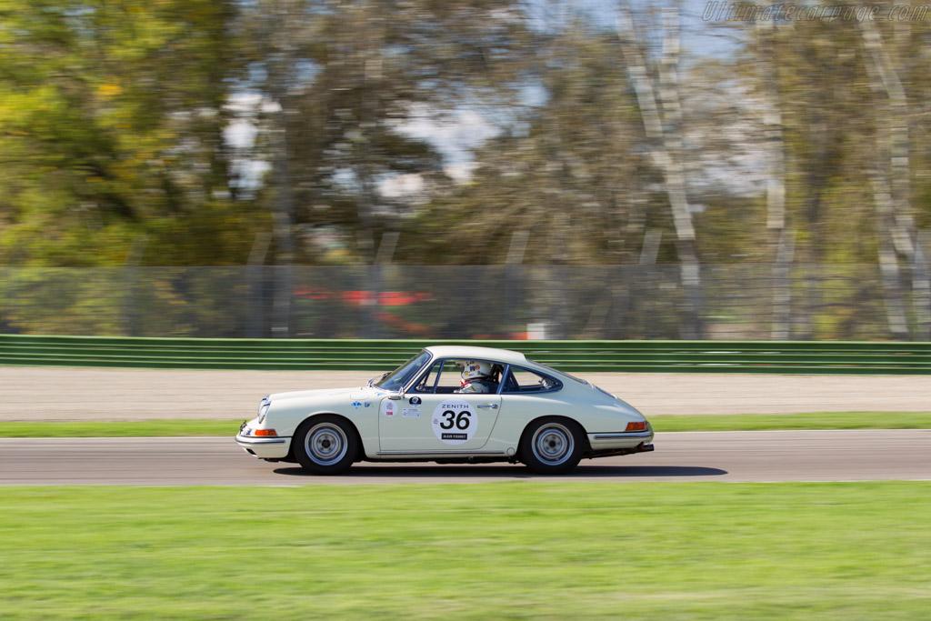 Porsche 911 - Chassis: 303330 - Driver: Stephan Meyers / Marc de Siebenthal  - 2016 Imola Classic