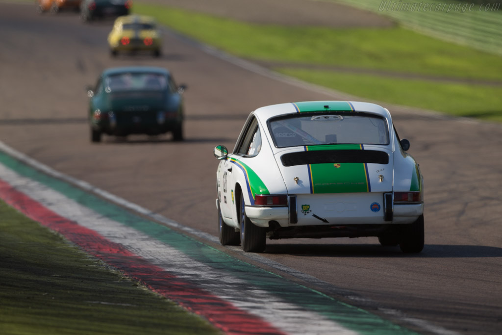 Porsche 911 - Chassis: 303727 - Driver: Steve Jones  - 2016 Imola Classic