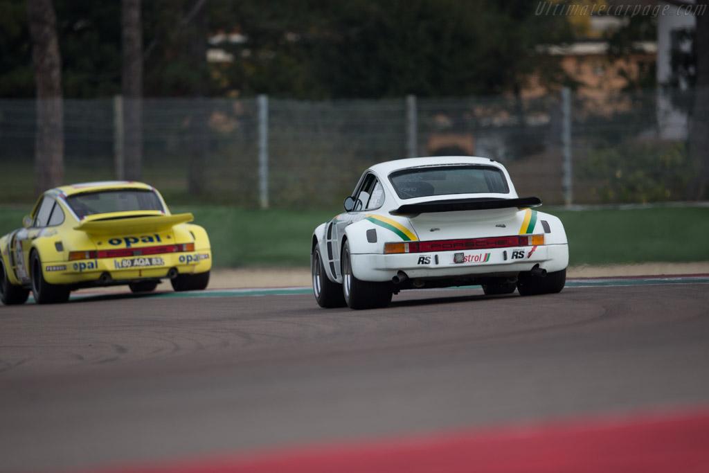 Porsche 911 Carrera RS 3.0  - Driver: Peter Mulder / Patrick Simon  - 2016 Imola Classic
