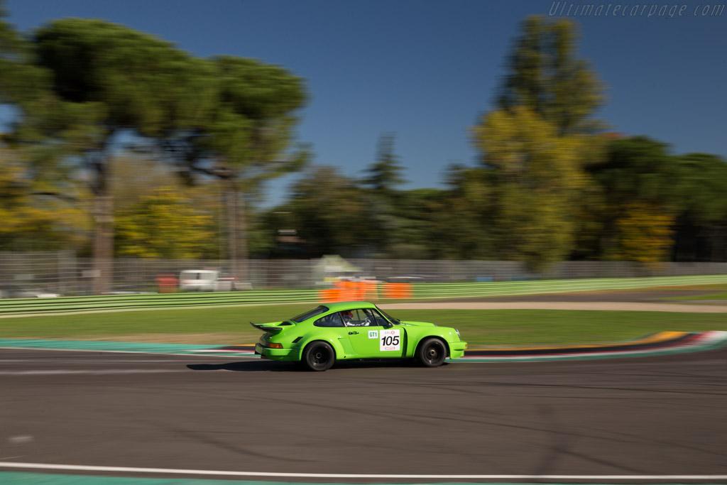 Porsche 911 Carrera RSR 3.0 - Chassis: 911 460 9068 - Driver: Hubert Haupt  - 2016 Imola Classic
