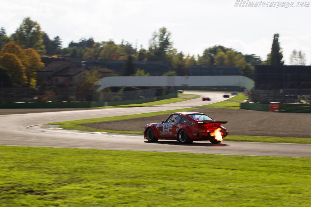 Porsche 934 - Chassis: 930 670 0168 - Driver: Maurizio Fratti / Andrea Cabianca  - 2016 Imola Classic