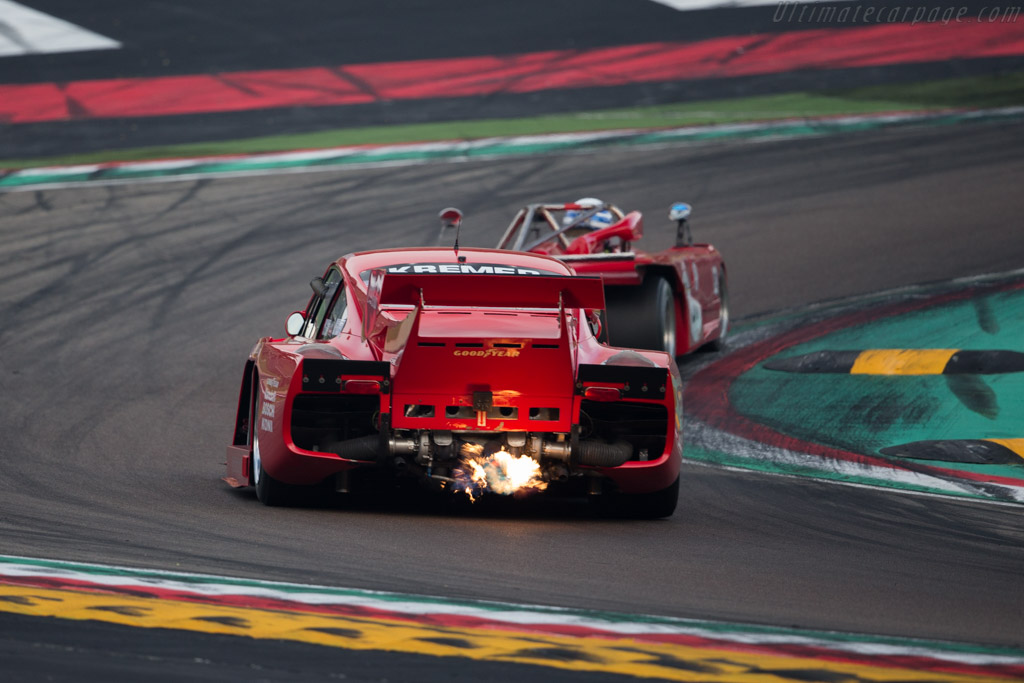 Porsche 935 K3 - Chassis: 000 0013 - Driver: Henrik Lindberg  - 2016 Imola Classic