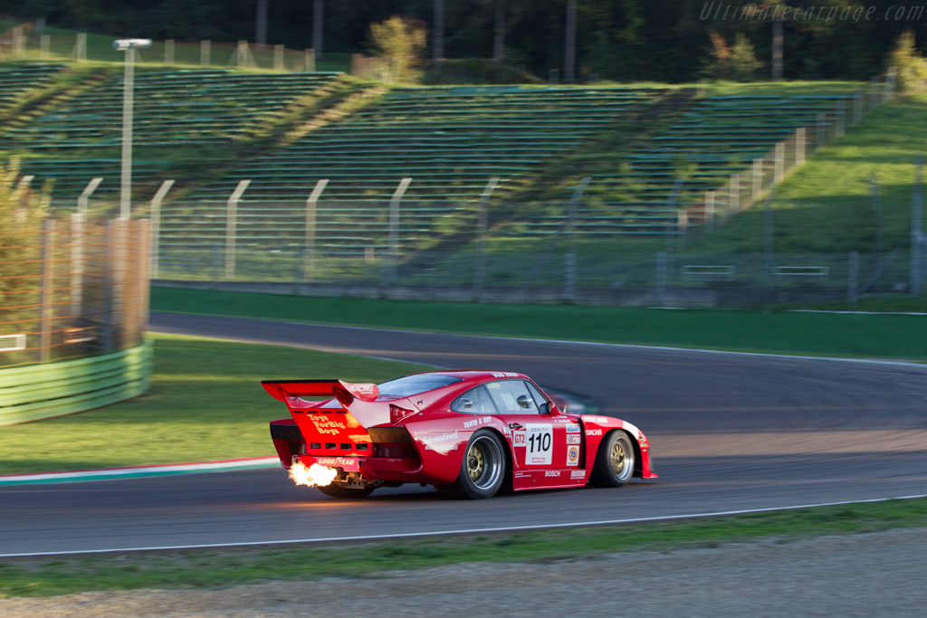 Porsche 935 K3 - Chassis: 009 00016 - Driver: Urs Beck  - 2016 Imola Classic