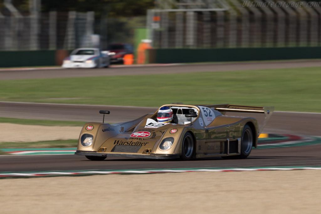 TOJ SC304 - Chassis: 11-76 - Driver: Yves Scemama  - 2016 Imola Classic