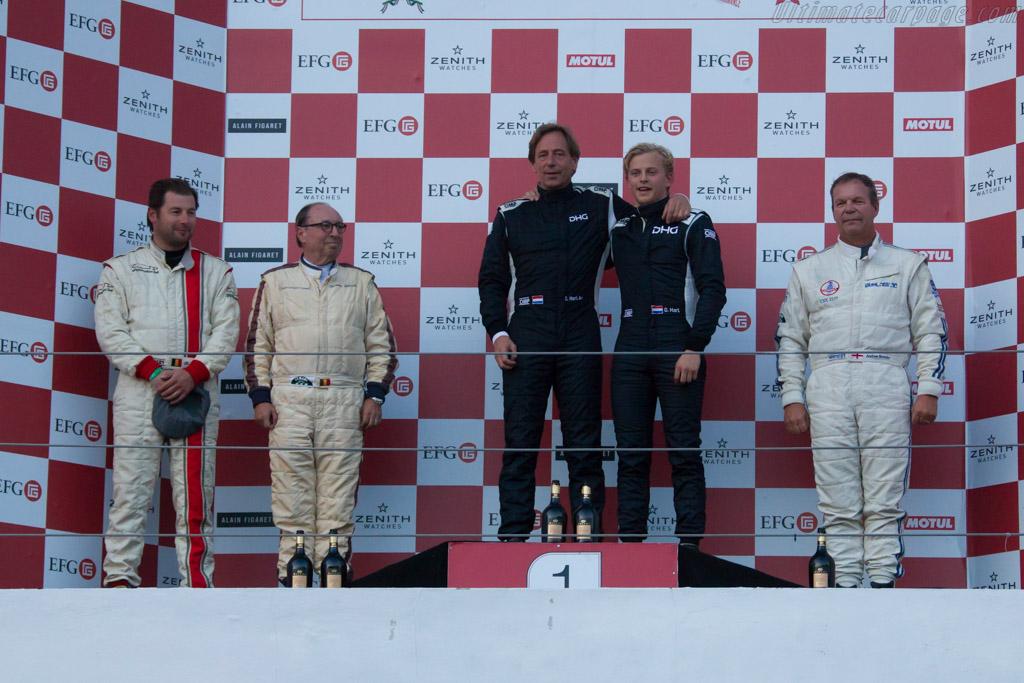 The winners    - 2016 Imola Classic