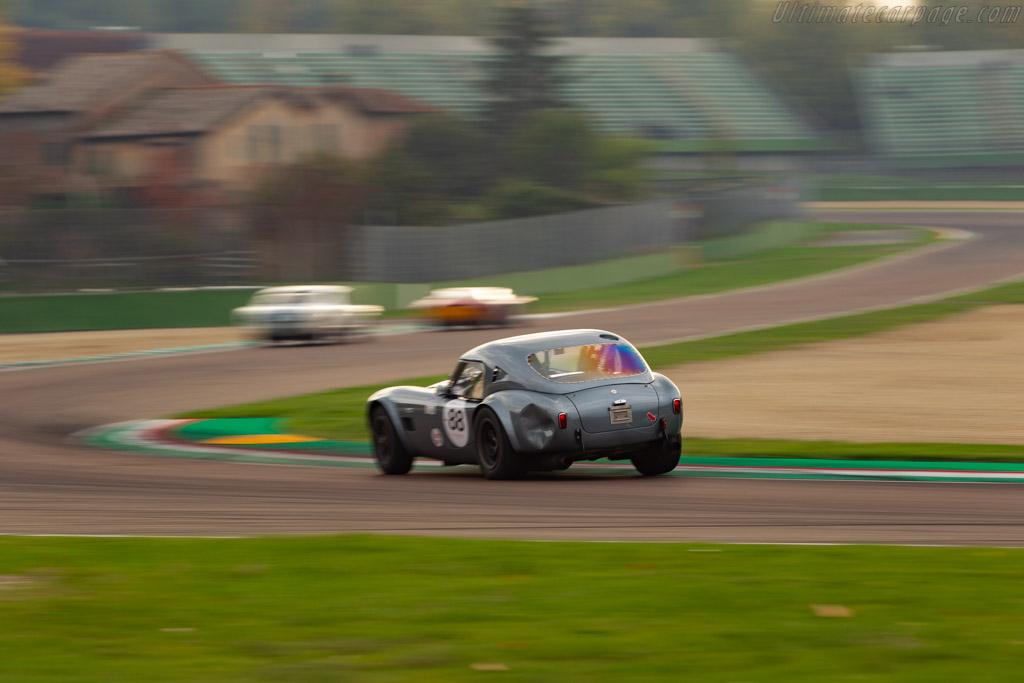 AC Shelby Cobra - Chassis: CSX2229 - Driver: Philipp Oettli  - 2018 Imola Classic