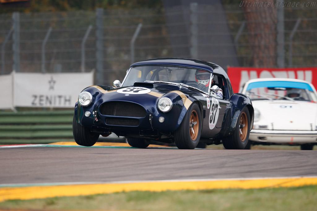 AC Shelby Cobra  - Driver: Grégoire Audi / Jean-Marc Merlin  - 2018 Imola Classic