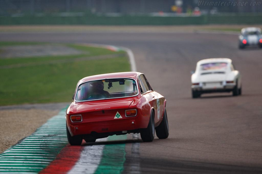 Alfa Romeo Giulia Sprint GTA Corsa - Chassis: AR613056 - Driver: Moritz Werner - 2018 Imola Classic