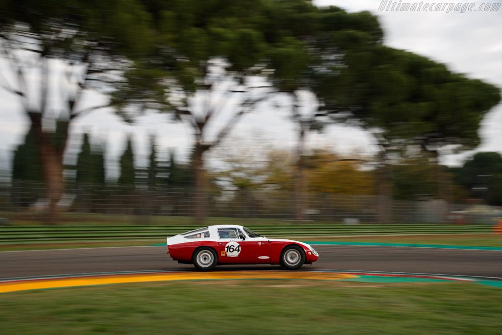 Alfa Romeo TZ - Chassis: AR10511 750107 - Driver: Franco Meiners  - 2018 Imola Classic