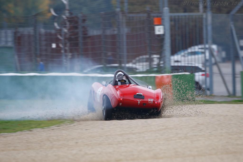 Aston Martin DB2/4 Mk1 Bertone Competition Spider - Chassis: LML/507 - Driver: Heinz Stamm  - 2018 Imola Classic