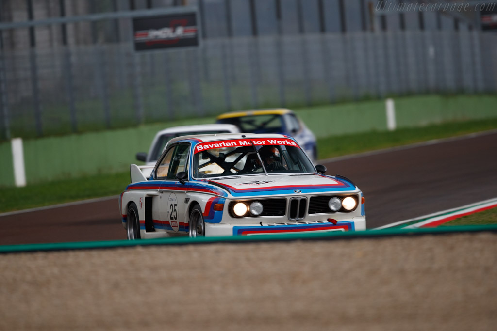 BMW 3.0 CSL - Chassis: 4300096 - Driver: Christian Traber - 2018 Imola Classic