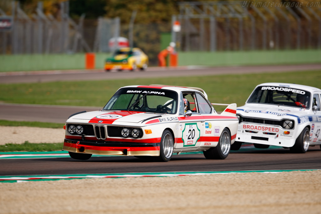 BMW 3.0 CSL - Chassis: JS100261 - Driver: Christian Dumolin / Pierre-Alain Thibaut  - 2018 Imola Classic
