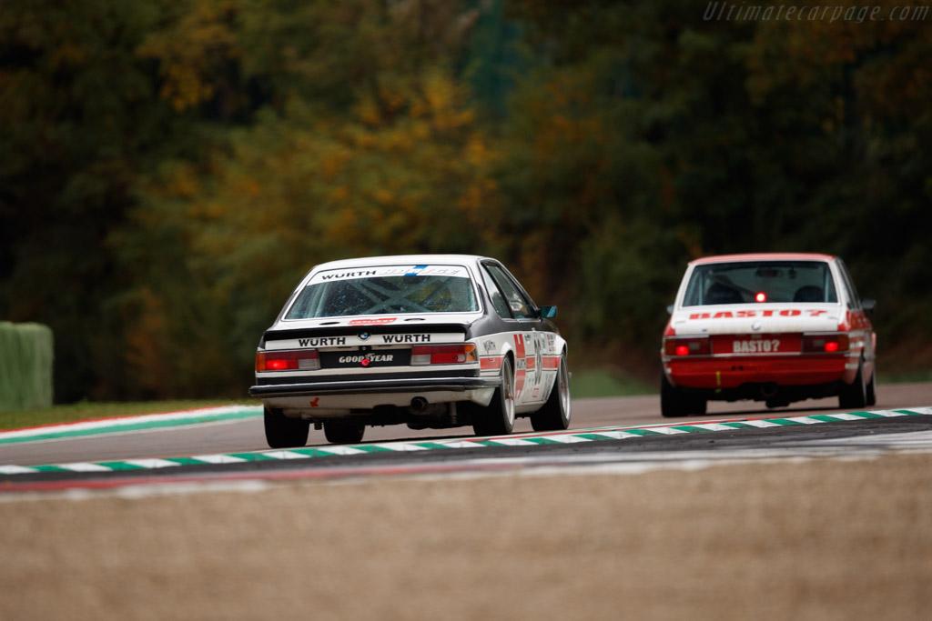 BMW 635 CSI - Chassis: E24 RA2-43 - Driver: Franz Wunderlich / Micheal Gnani  - 2018 Imola Classic