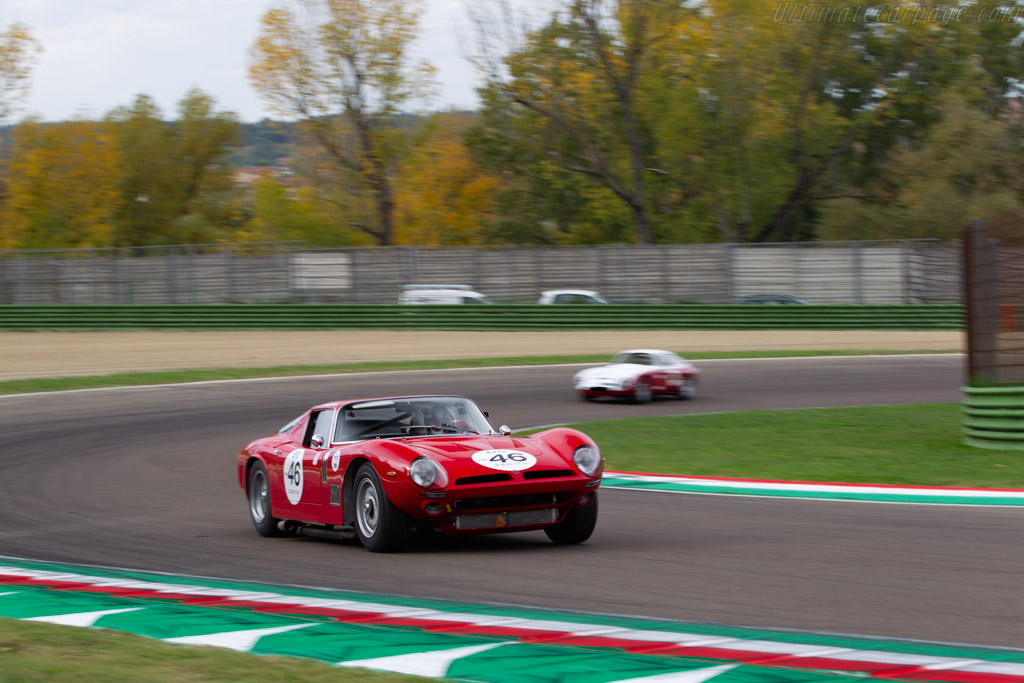 Bizzarrini 5300 GT - Chassis: 1A3 0245 - Driver: Christian Bouriez  - 2018 Imola Classic