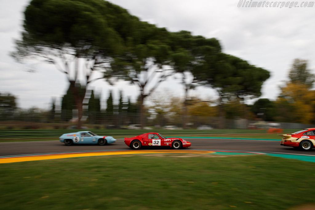 Chevron B8 - Chassis: CH-DBE-75 - Driver: Henrique Gemperle / Marc De Siebenthal  - 2018 Imola Classic