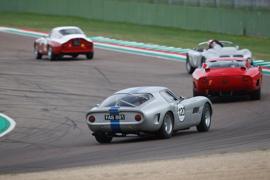 Ferrari 250 GT Drogo - Chassis: 1717GT - Driver: Christian Dumolin - 2018 Imola Classic