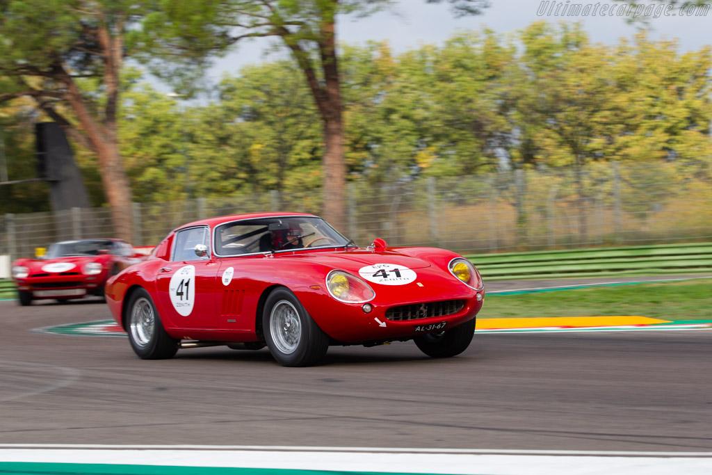 Ferrari 275 GTB/4 - Chassis: 09247 - Driver: Jan Gijzen - 2018 Imola Classic