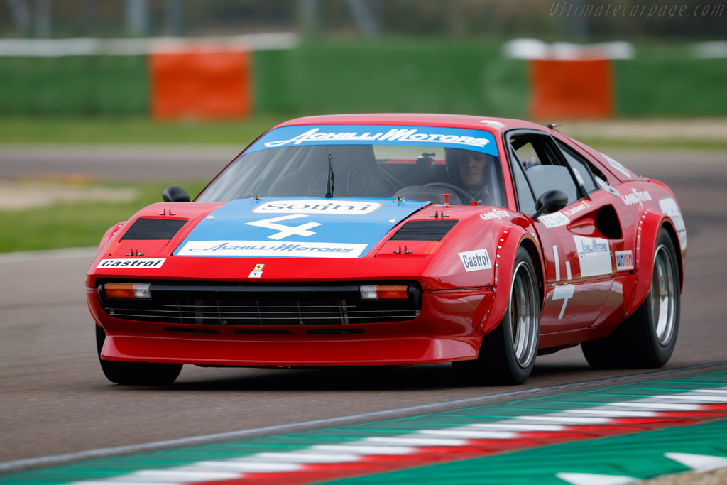 Ferrari 308 GTB Facetti - Chassis: 18855 - Driver: Jérémy Lancksweert - 2018 Imola Classic