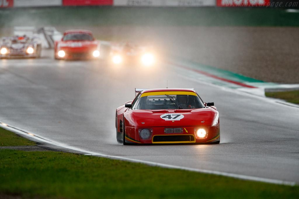 Ferrari 512 BB / LM - Chassis: 44023 - Driver: Jérémy Lancksweert / Christophe Van Riet  - 2018 Imola Classic