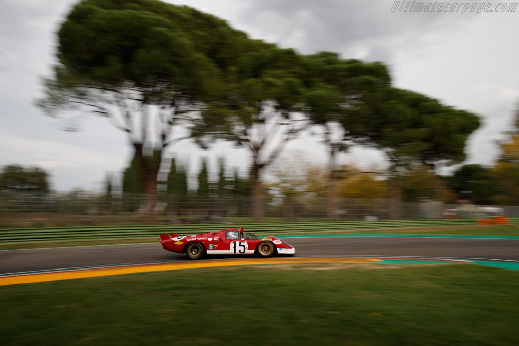 Ferrari 512 S - Chassis: 1016   - 2018 Imola Classic