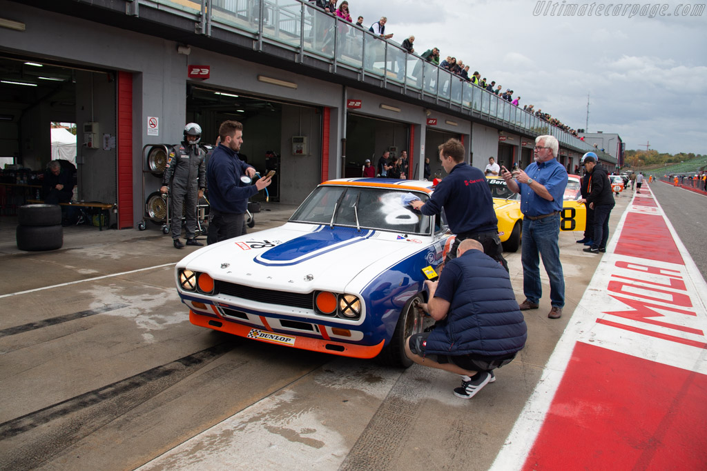 Ford Capri 2600 RS - Chassis: GAECK43973 - Driver: Gregory Caton  - 2018 Imola Classic