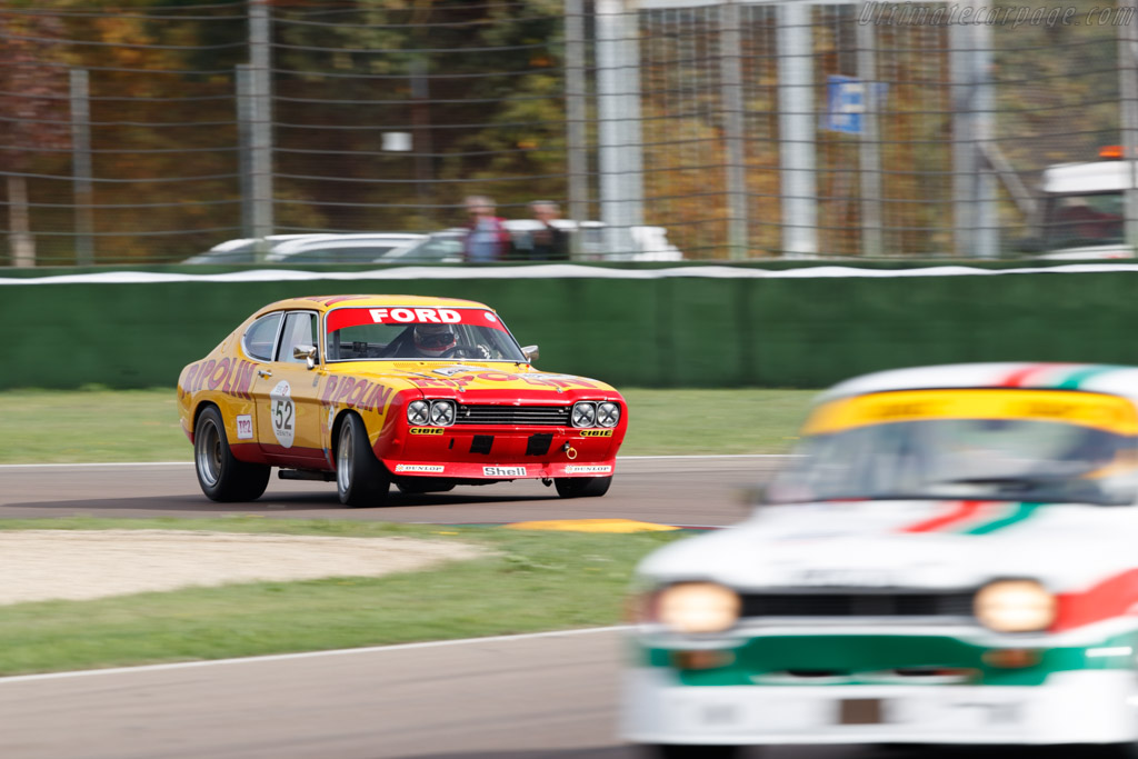 Ford Capri 2600 RS - Chassis: GAECLE42482 - Driver: Yves Scemama  - 2018 Imola Classic
