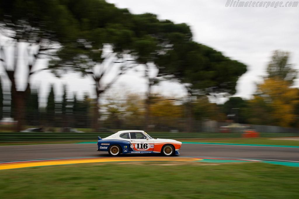 Ford Capri 3100 RS  - Driver: Stephen Dance - 2018 Imola Classic
