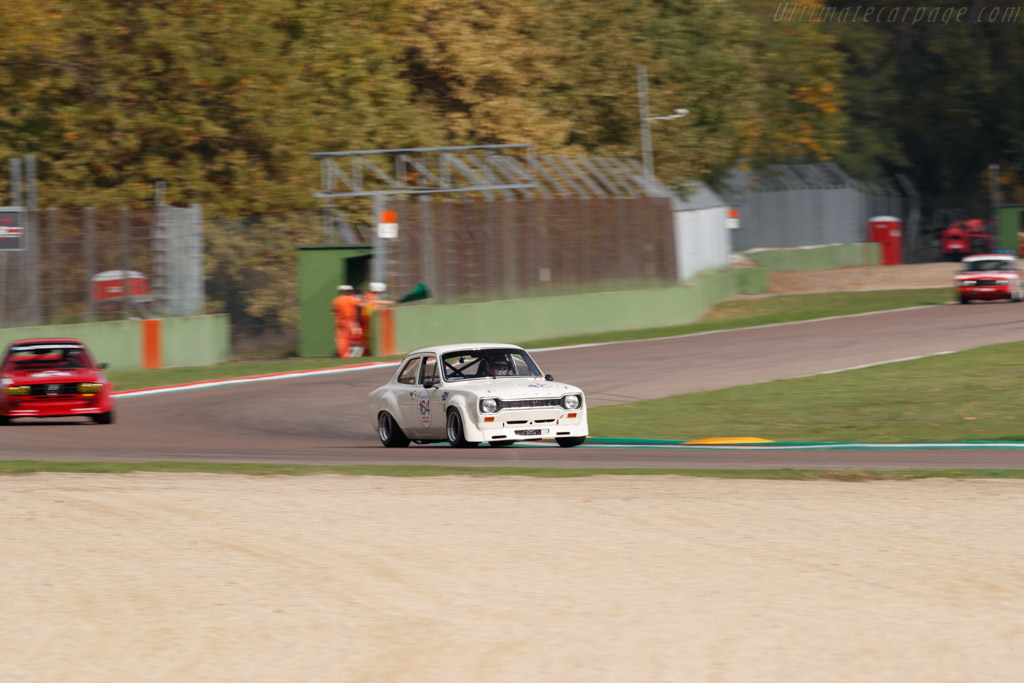 Ford Escort 1600 RS  - Driver: Jean-Marc Merlin  - 2018 Imola Classic
