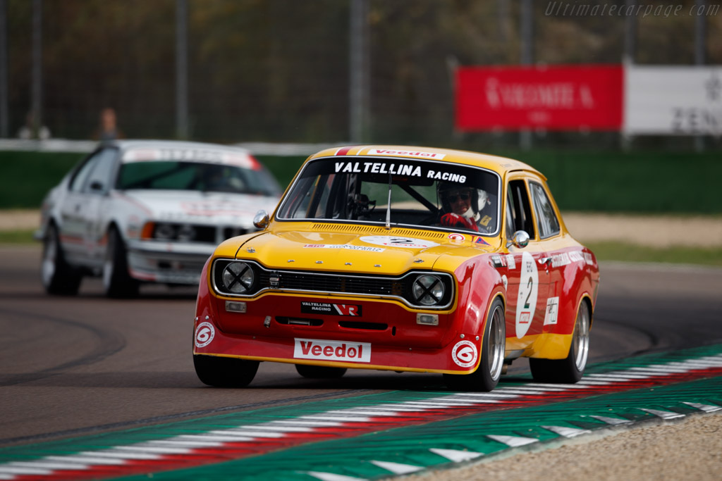 Ford Escort Mk1 - Chassis: 1CBA657263 - Driver: Geoffroy Peter / Philippe Scemama  - 2018 Imola Classic